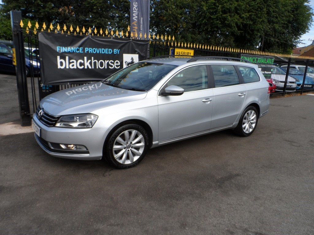 used VW Passat HIGHLINE TDI BLUEMOTION TECHNOLOGY in Halesowen