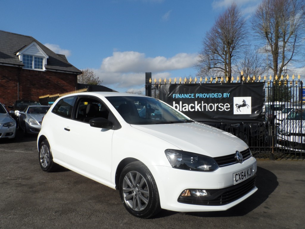 used VW Polo S in Halesowen