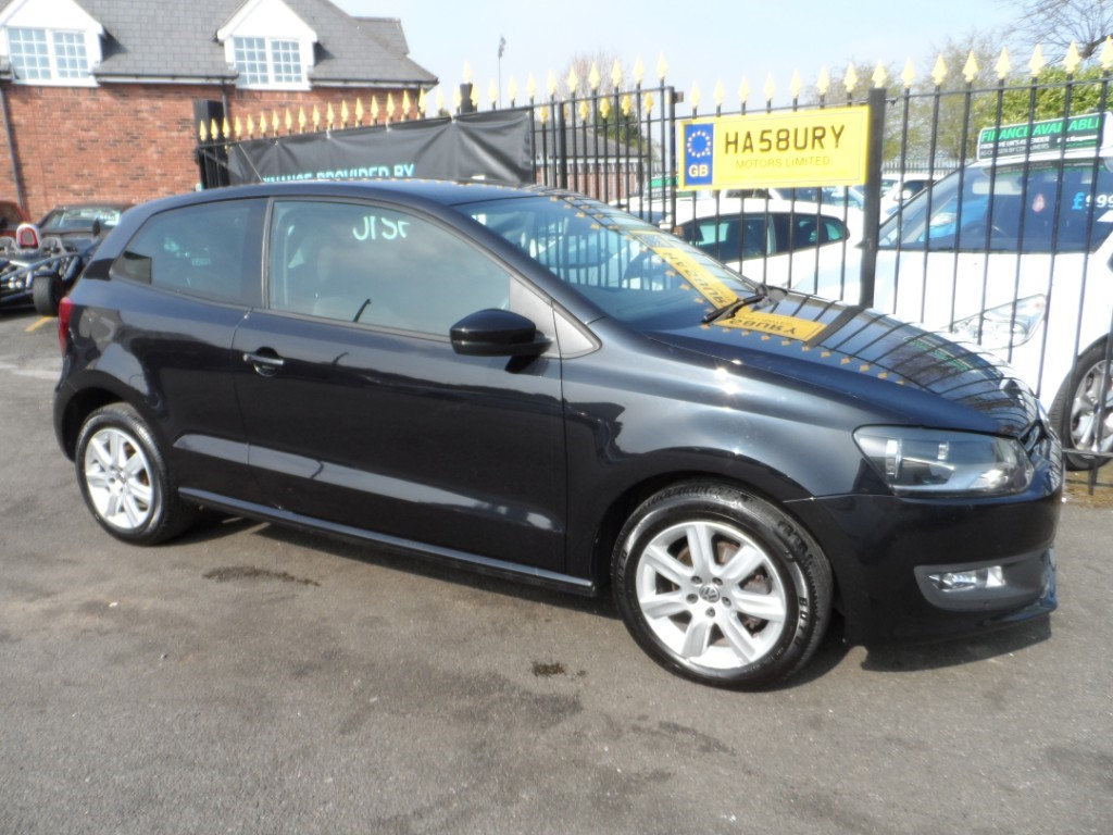 used VW Polo MATCH EDITION in Halesowen