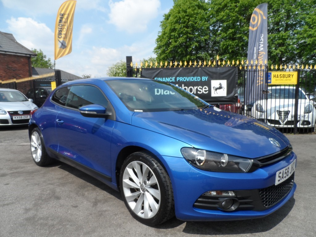used VW Scirocco GT in Halesowen