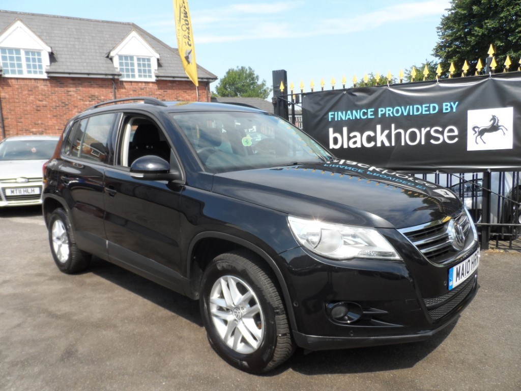 used VW Tiguan S TSI BLUEMOTIONTECHNOLOGY in Halesowen