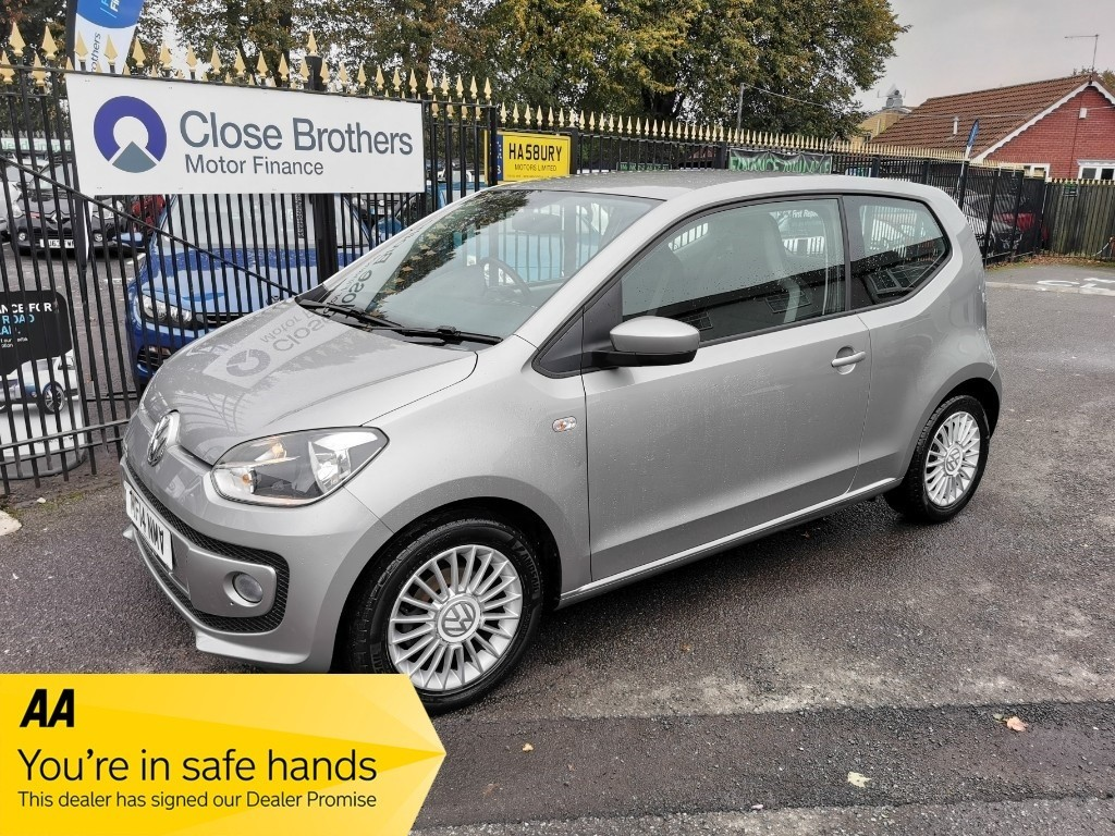 used VW Up HIGH UP BLUEMOTION TECHNOLOGY in Halesowen
