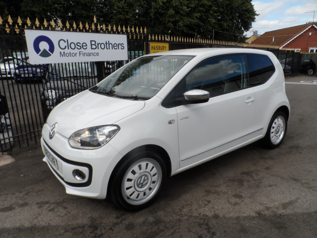used VW Up UP WHITE in Halesowen