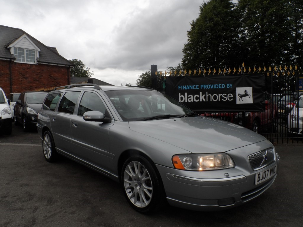 used Volvo V70 D5 SE EU4 in Halesowen