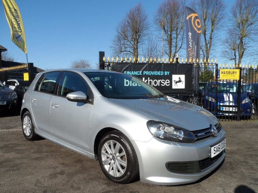 used VW Golf TDI BlueMotion Tech 5dr in Halesowen