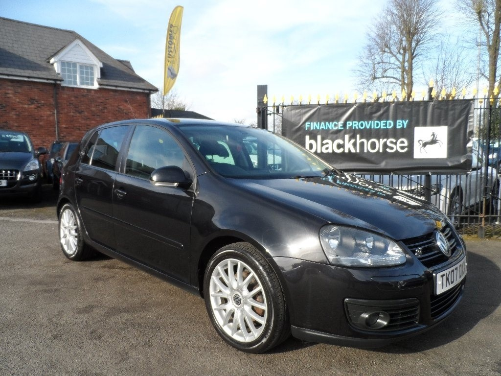 used VW Golf TDI GT Sport 5dr in Halesowen