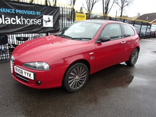 Alfa Romeo 147 for sale