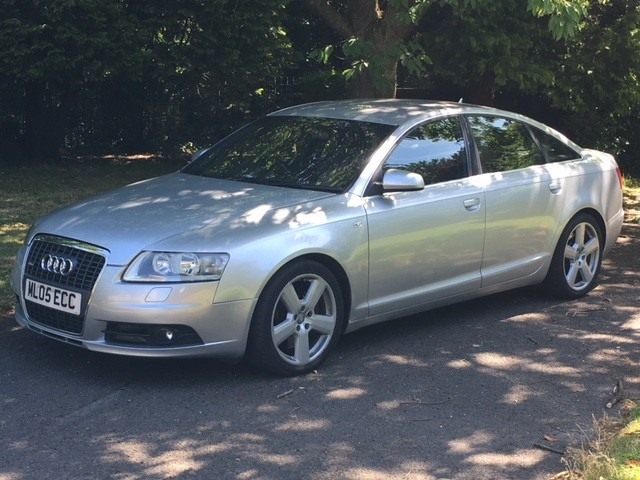 used Audi A6 TDI S LINE in greater-manchester