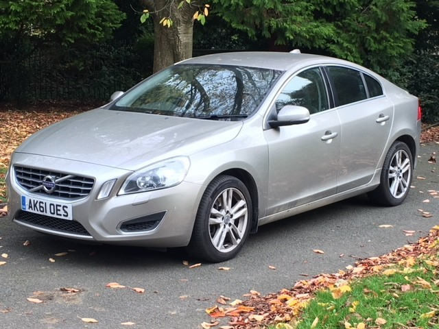 used Volvo S60 D5 SE LUX in greater-manchester