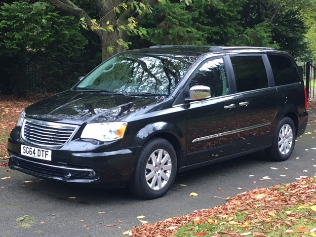 used Chrysler Grand Voyager CRD LIMITED in greater-manchester