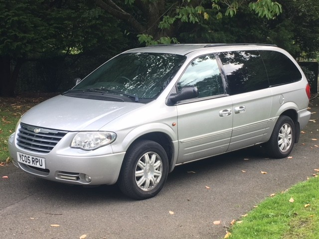 used Chrysler Voyager GRAND LIMITED in greater-manchester