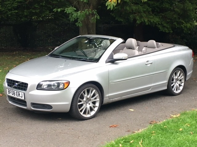 used Volvo C70 SE LUX in greater-manchester