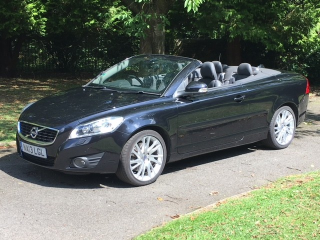 used Volvo C70 D3 SE LUX SOLSTICE in greater-manchester