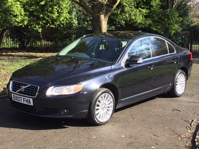 used Volvo S80 T SE in greater-manchester