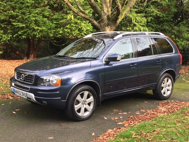 used Volvo XC90 D5 SE AWD in greater-manchester