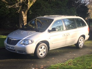 Chrysler Grand Voyager for sale