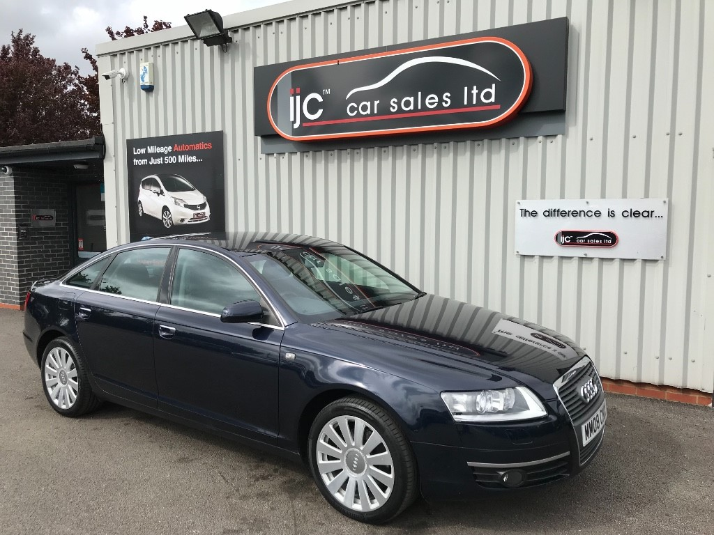 used Audi A6 TDI LIMITED EDITION in louth-lincolnshire