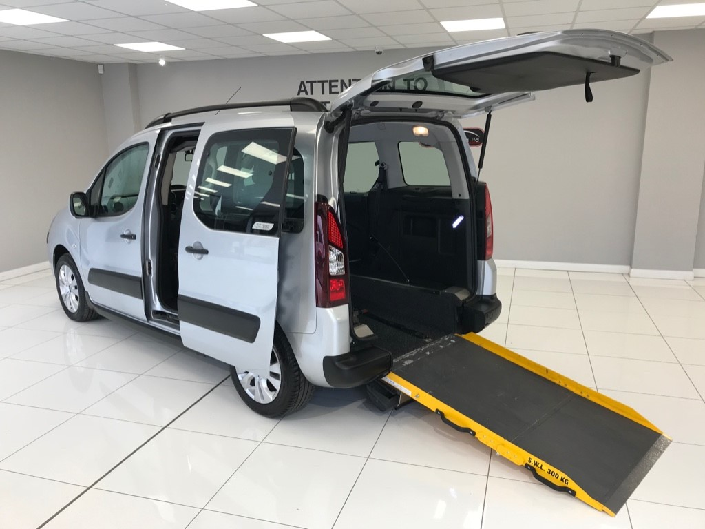 used Citroen Berlingo Multispace HDI XTR WHEELCHAIR ADAPTED VEHICLE WAV WITH JUST 5,237 MILES (YES JUST 5,237 MILES!!) in louth-lincolnshire