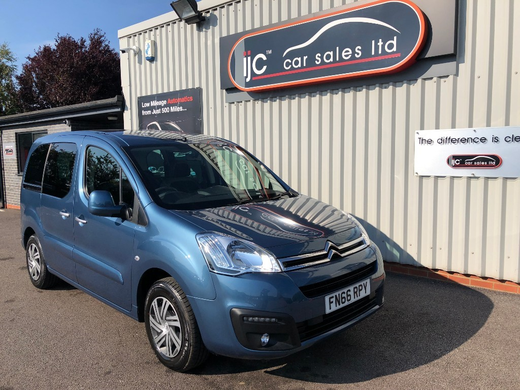used Citroen Berlingo Multispace 1.6 HDI FEEL AUTOMATIC in louth-lincolnshire