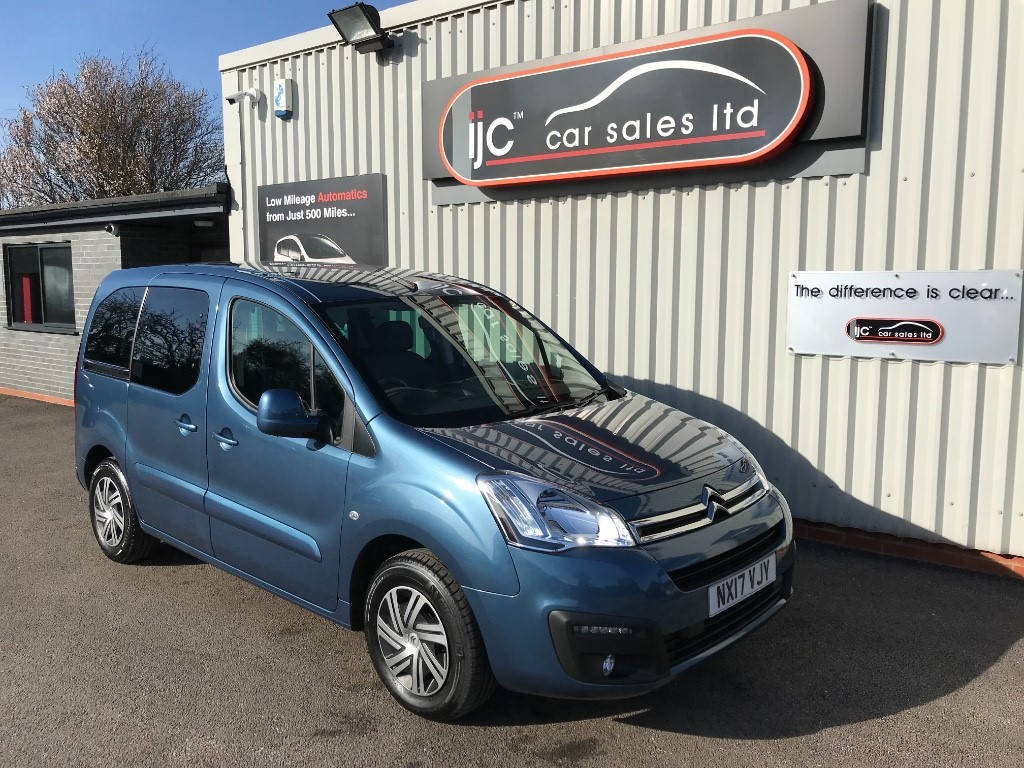 used Citroen Berlingo Multispace BLUEHDI FEEL in louth-lincolnshire