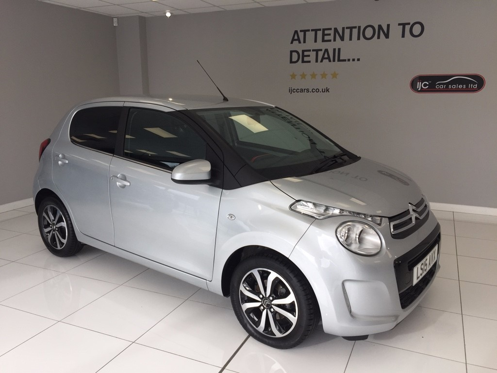 used Citroen C1 FLAIR S/S �0 TAX, JUST 4,798 MILES! in louth-lincolnshire