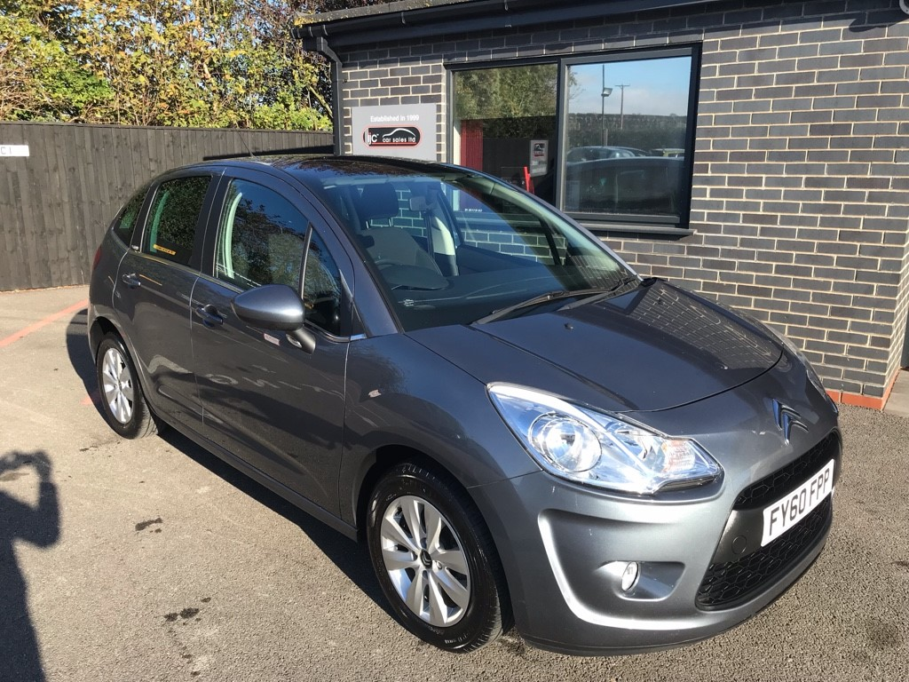 used Citroen C3 HDI VTR PLUS in louth-lincolnshire