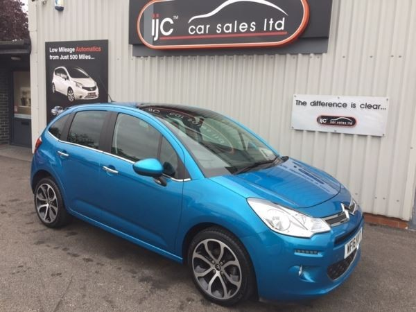 used Citroen C3 2016 (16) 1.6 BlueHDi Platinum in louth-lincolnshire