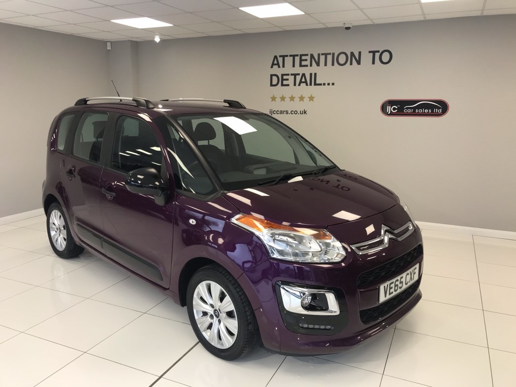 used Citroen C3 1.6 DIESEL BLUEHDI EDITION PICASSO in louth-lincolnshire