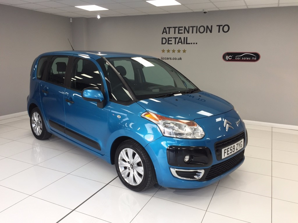 used Citroen C3 HDI VTR PLUS PICASSO in louth-lincolnshire