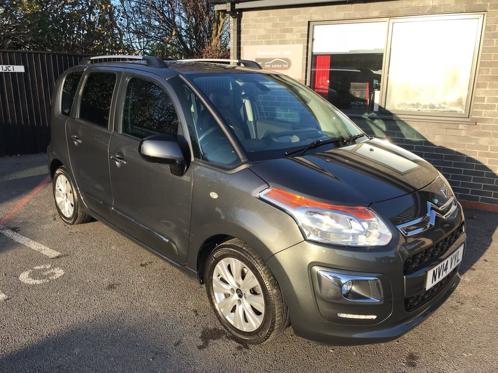 used Citroen C3 EXCLUSIVE EGS PICASSO in louth-lincolnshire