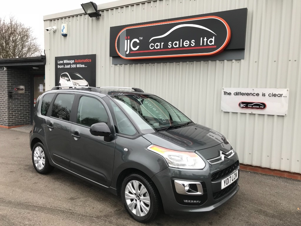 used Citroen C3 BLUEHDI EDITION PICASSO in louth-lincolnshire