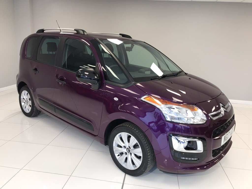 used Citroen C3 Picasso 1.6 DIESEL MANUAL, EDITION in louth-lincolnshire