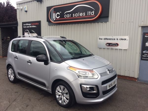 used Citroen C3 Picasso PureTech Edition 5dr (start/stop) in leeds-lincolnshire