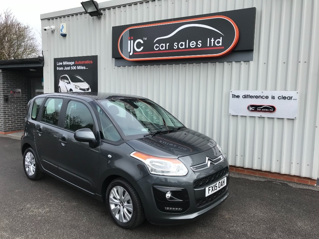 used Citroen C3 Picasso VTR PLUS EGS PICASSO in louth-lincolnshire