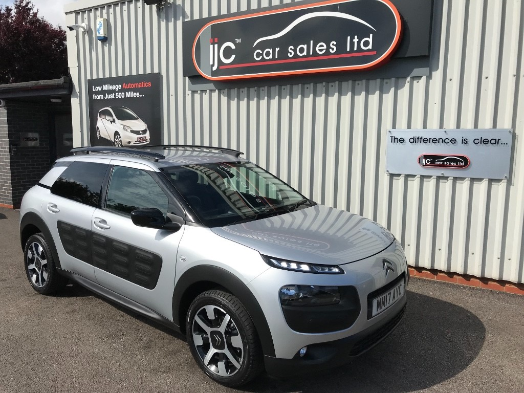 used Citroen C4 Cactus BLUEHDI FLAIR ETG6 S/S in louth-lincolnshire