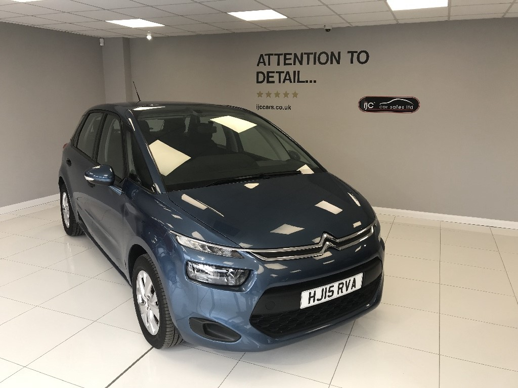 used Citroen C4 Picasso 1.6 HDI VTR in louth-lincolnshire