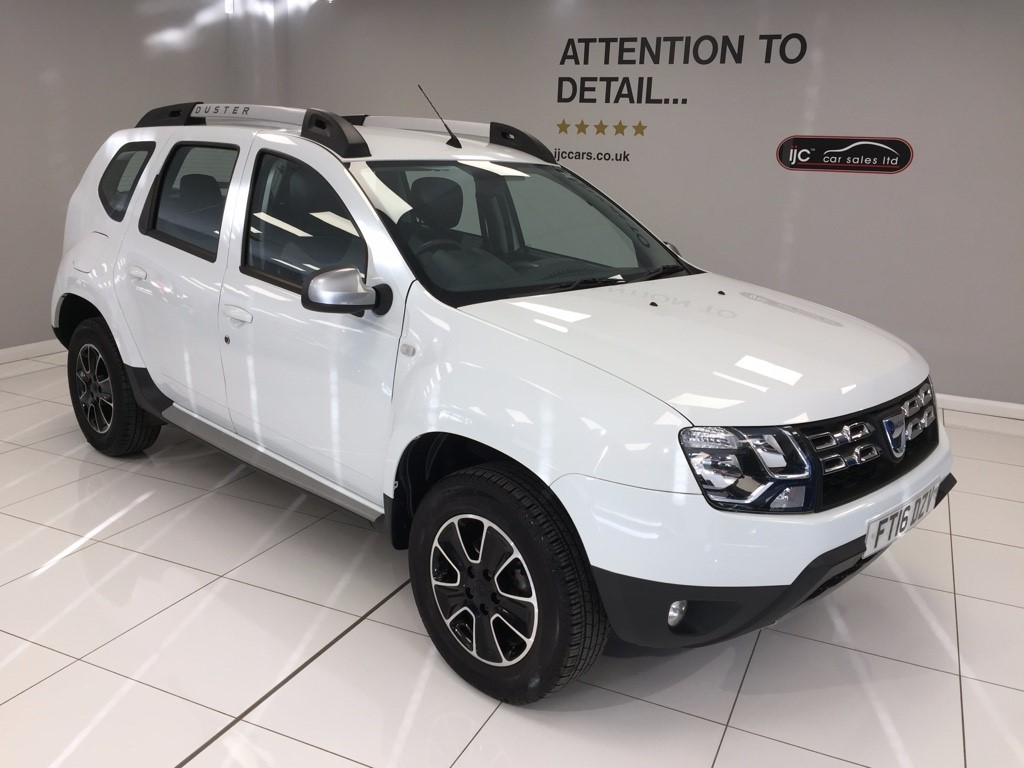 used Dacia Duster PRESTIGE TCE, SATNAV,PETROL 125 BHP! in louth-lincolnshire