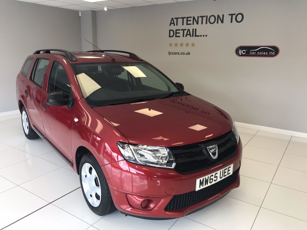 used Dacia Logan MCV AMBIANCE JUST 3,884 MILES!! AMAZING VALUE in louth-lincolnshire