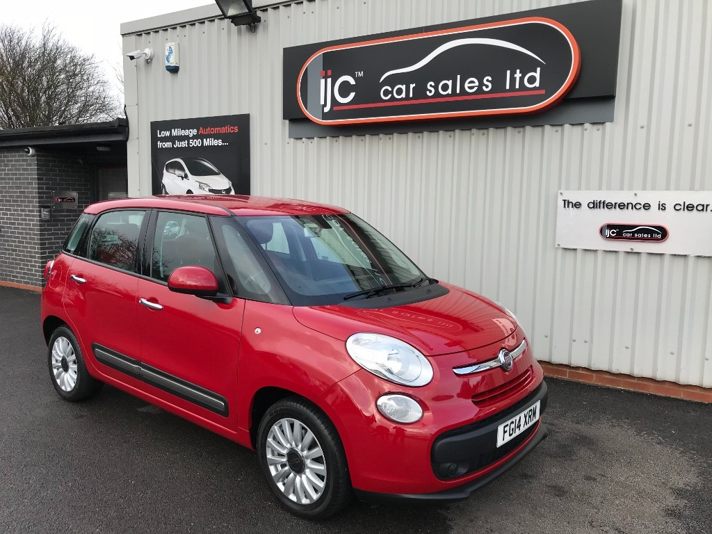 used Fiat 500L 2014 1.3 DIESEL POP STAR DUALOGIC in louth-lincolnshire