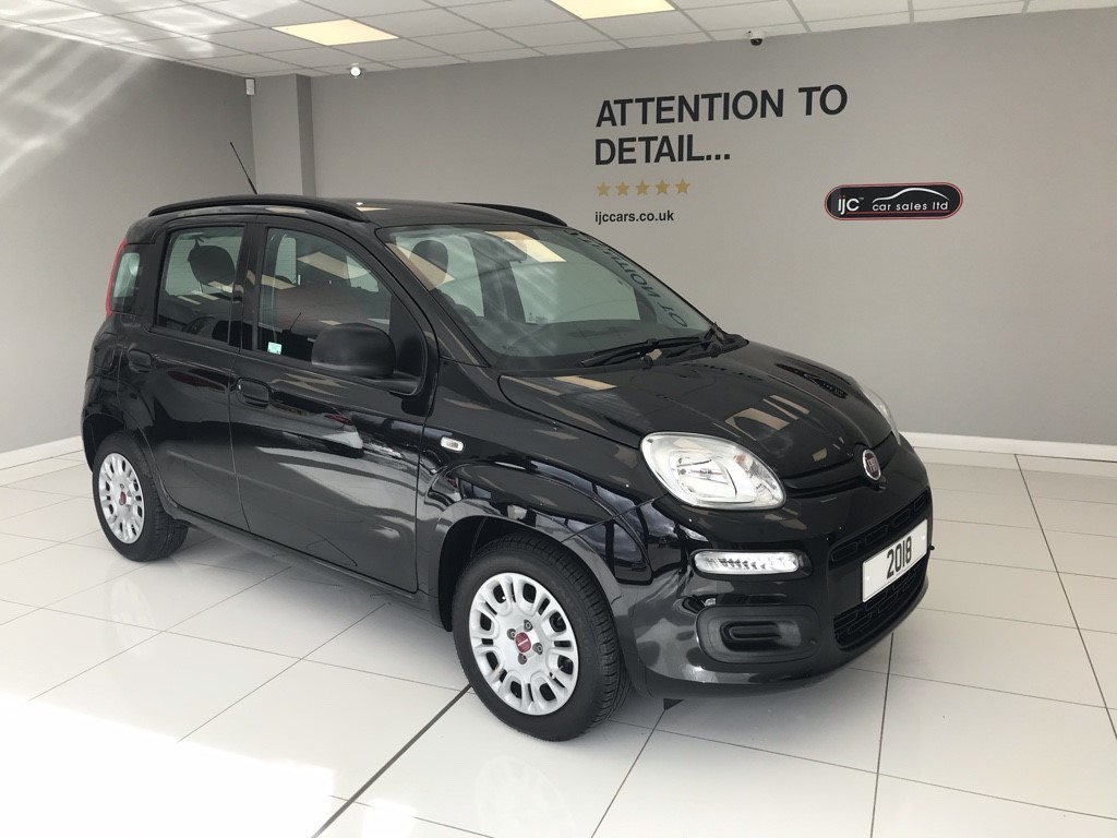 used Fiat Panda 1.2 �EASY� WITH FULL SERVICE HISTORY AND JUST 5115 MILES!!!! in louth-lincolnshire