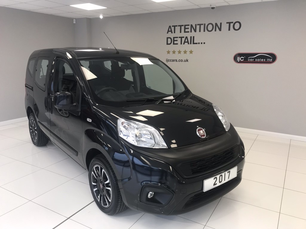used Fiat Qubo MULTIJET LOUNGE DUALOGIC in louth-lincolnshire