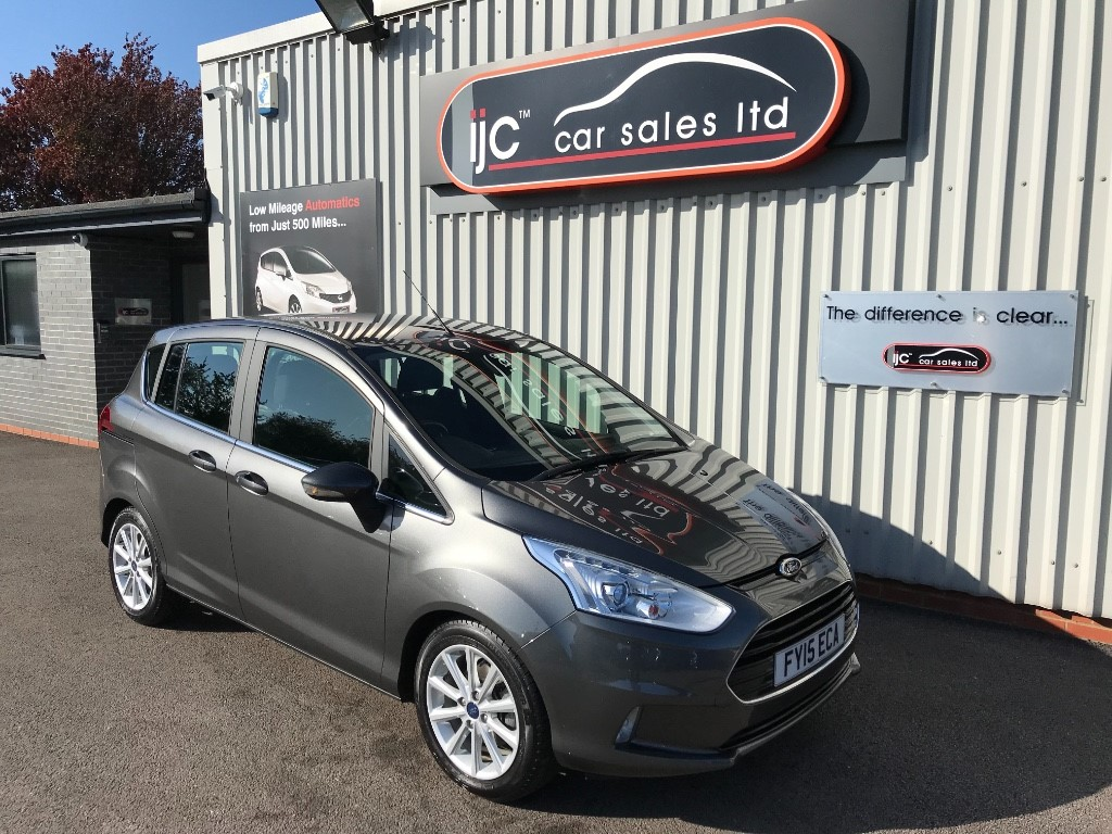 used Ford B-Max TITANIUM in louth-lincolnshire