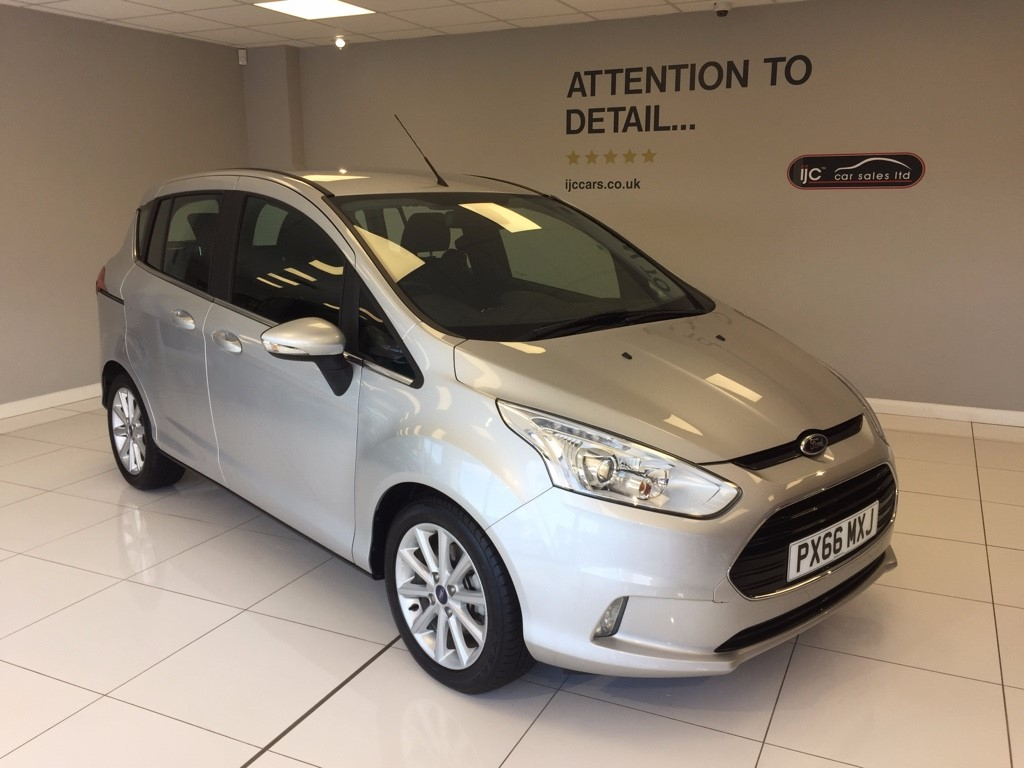 used Ford B-Max 1.6 AUTOMATIC TITANIUM in louth-lincolnshire