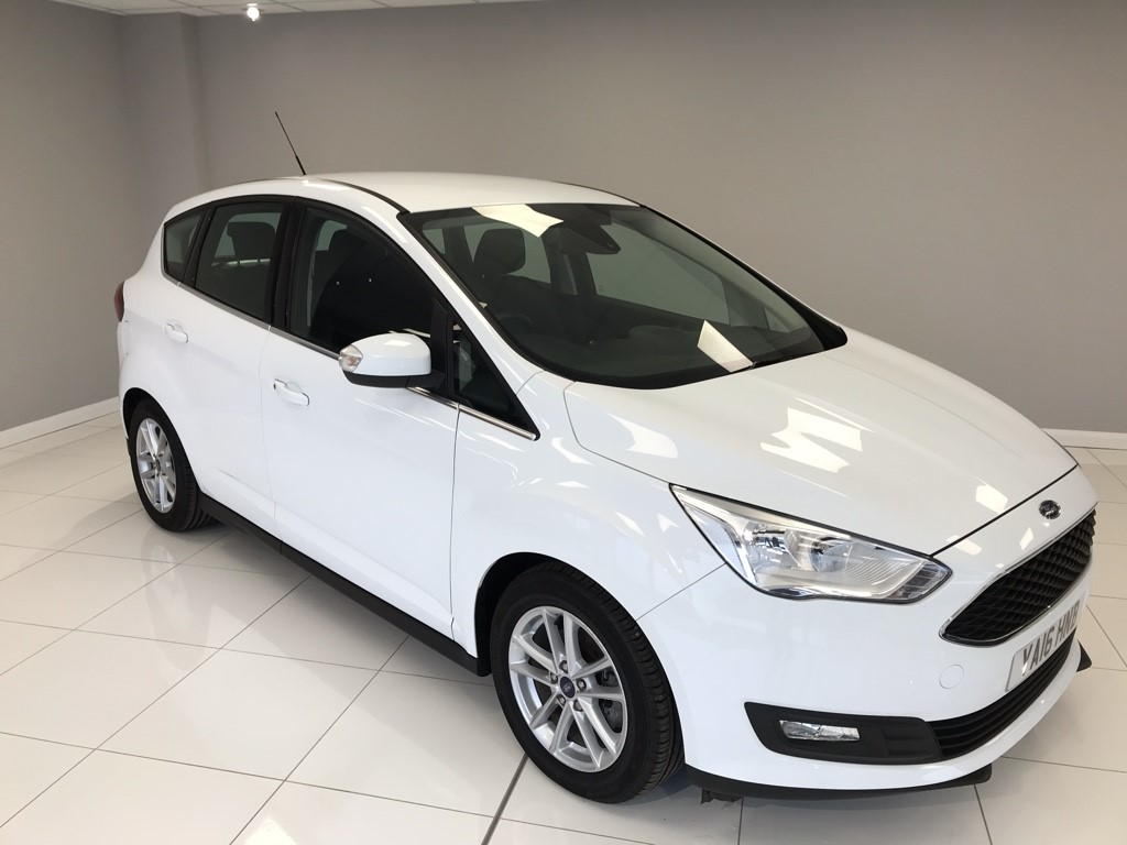 used Ford C-Max 1.5 DIESEL AUTO ZETEC in louth-lincolnshire