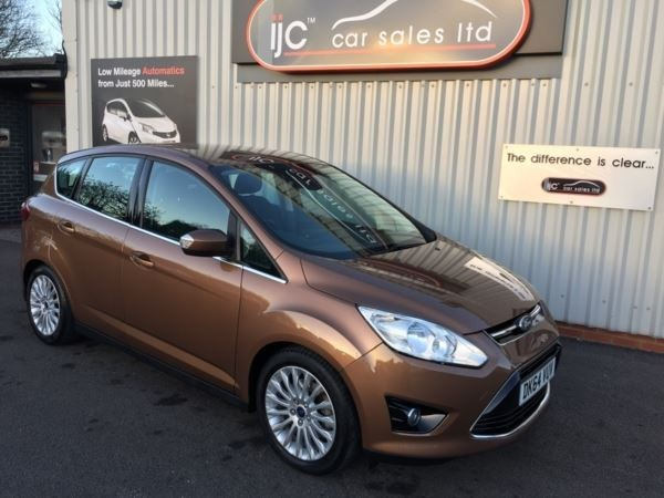 used Ford C-Max 2014 (64) 2.0TDCi Titanium Powershift in louth-lincolnshire