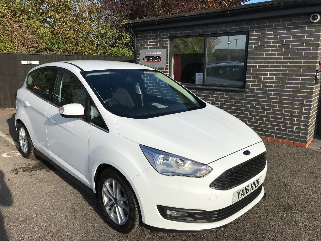 used Ford C-Max ZETEC TDCI in louth-lincolnshire