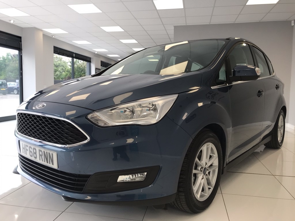 Ford C Max 1 5 Tdci Zetec Sat Nav For Sale Louth Lincolnshire