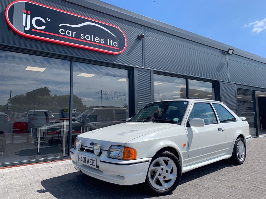 used Ford Escort RS TURBO in louth-lincolnshire