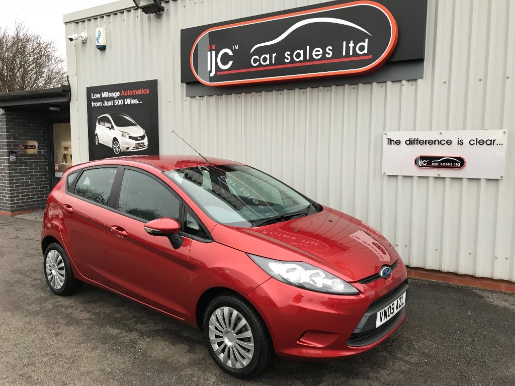 used Ford Fiesta STYLE PLUS AUTOMATIC in louth-lincolnshire