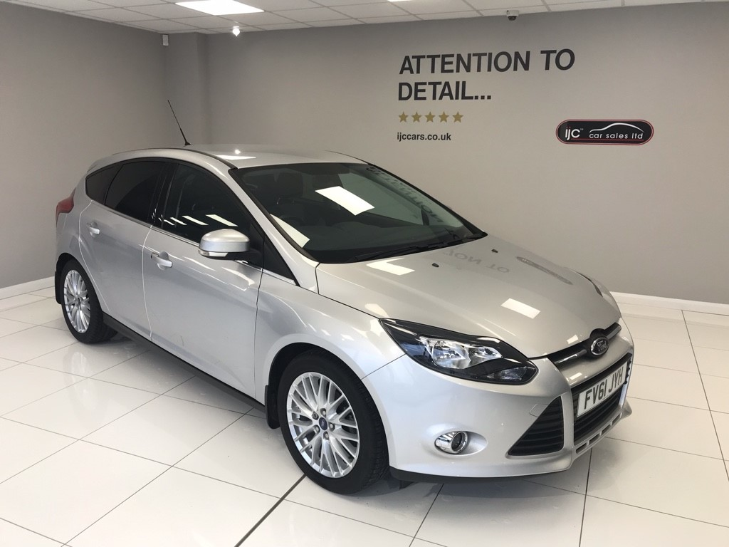 used Ford Focus 1.6 PETROL MANUAL ZETEC in louth-lincolnshire